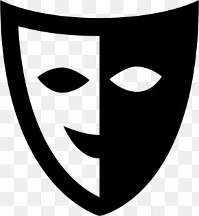 Anonymous Mask - Comedy Theatre Drama PNG