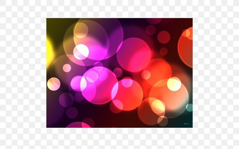 Desktop Wallpaper Soap Bubble Light Color Desktop