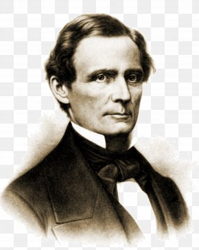 Chief - Jefferson Davis Southern United States American Civil War Museum Confederate States Of America PNG