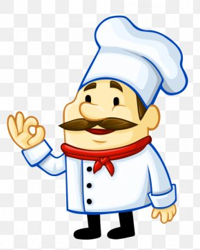 Chef Vector - Chef Clip Art PNG