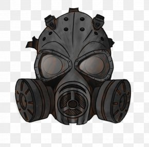 Gas Mask - Character Gas Mask Personal Protective Equipment Headgear PNG