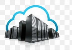 Virtual Private Server - Cloud Computing Web Hosting Service Computer Servers Virtual Private Server Dedicated Hosting Service PNG