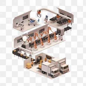 Technology - Innovation Manufacturing Industry Conveyor Belt Conveyor System PNG