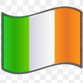 Ireland Cliparts - Flag Of Ireland Clip Art PNG