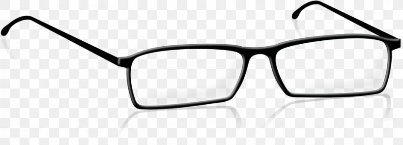 Glasses Clip Art, PNG, 958x345px, Glasses, Auto Part, Black And White, Eye, Eyewear Download Free