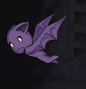Bat - Vertebrate Bat Violet Purple Dragon PNG