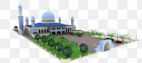 Mosque Hassan 2 - Masjid Ar-Royyan Mosque Place Of Worship Jalan Masjid Raya Islam PNG