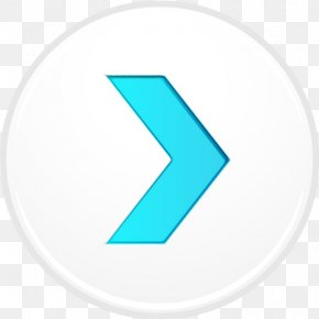 Symbol Electric Blue - Aqua Turquoise Blue Teal Font PNG