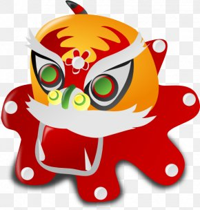 Cute Dragon Clipart - Chinese New Year Clip Art PNG