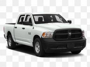 Dodge - Ram Trucks Chrysler Dodge 2018 RAM 1500 Quad Cab 2018 RAM 1500 Tradesman PNG