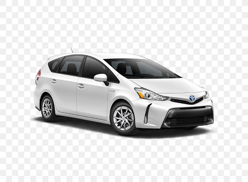 2018 Toyota Prius V >> 2017 Toyota Prius V Car 2018 Toyota Prius Renault Png