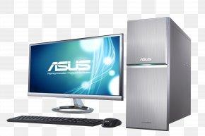 Computer Desktop PC - Laptop Hewlett-Packard Dell Asus Desktop Computer PNG