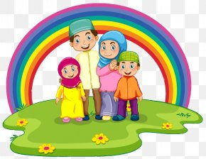 Family - Royalty-free Muslim Islam PNG