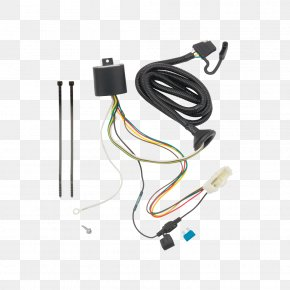 Flat Ball Hitch - 2015 Honda Pilot Electrical Cable Car Electrical Connector PNG