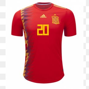 Adidas - 2018 World Cup Real Salt Lake Spain National Football Team Philadelphia Phillies Jersey PNG