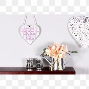 Vase - Floral Design Vase Artificial Flower Pink M PNG