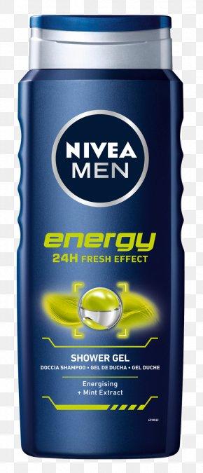 Gel - Nivea Shower Gel Deodorant Bathing PNG