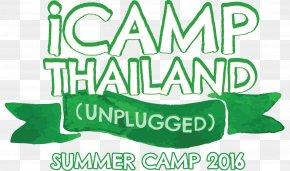 Summer Camp - ICamp Thailand Logo Brand Summer Camp Child PNG