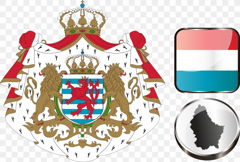 Luxembourg City Coat Of Arms Of Luxembourg Flag Of Luxembourg National Symbols Of Luxembourg, PNG, 2335x1582px, Luxembourg City, Christmas Ornament, Coat Of Arms, Coat Of Arms Of Luxembourg, Coat Of Arms Of Malaysia Download Free