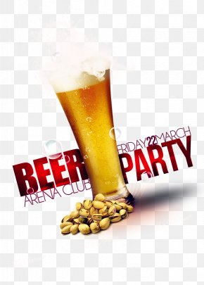Beer - Beer Festival Party Flyer Poster PNG