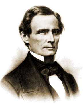 Jefferson Davis Confederate States Of America American Civil War Southern United States Confederate States Presidential Election, 1861 PNG