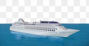 Luxury Cruise Ship At Sea - MV Ocean Gala Cruise Ship PNG