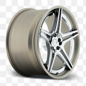 Car - Alloy Wheel Car Spoke Tire PNG