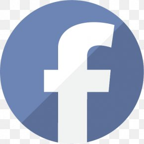 Facebook Radius Transparent Logo - Facebook Social Media Circle Blog PNG