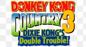 Nintendo - Donkey Kong Country 3: Dixie Kong's Double Trouble! Super Nintendo Entertainment System Mario Tennis Open Video Game Kremling PNG