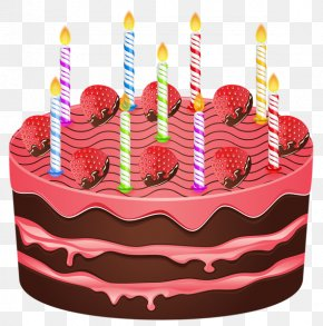 Birthday Cake - Birthday Cake Chocolate Cake Wedding Cake Cupcake Sponge Cake PNG