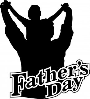 Father Praying Cliparts - Fathers Day Wish Happiness Clip Art PNG