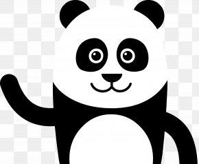Panda - Giant Panda Dumb Ways To Die 2: The Games Australia Edinburgh Zoo Train PNG
