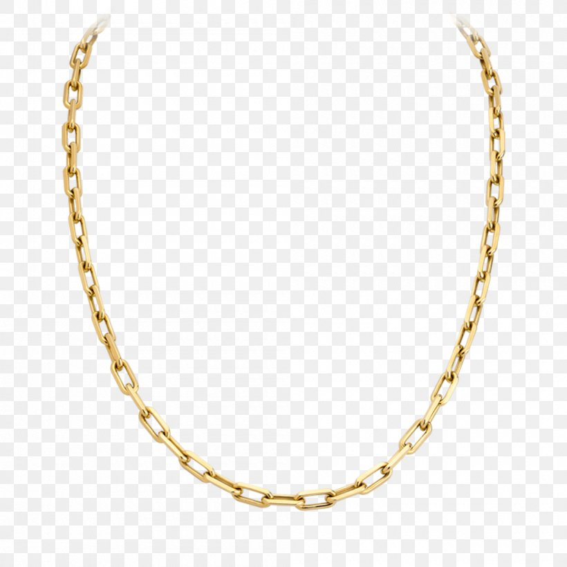Necklace Jewellery Gold Chain, PNG, 1000x1000px, Earring, Body Jewelry, Bracelet, Chain, Charms Pendants Download Free