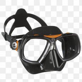 Mask - Diving & Snorkeling Masks Aqua-Lung Scuba Diving Aqua Lung/La Spirotechnique PNG