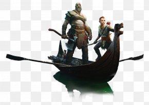 God Of War - God Of War Kratos Atreus PlayStation 0 PNG