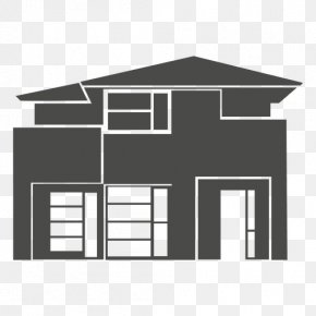 House - House Silhouette Interior Design Services Building PNG