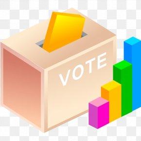 Vote Box - Voting Ballot Box Icon PNG