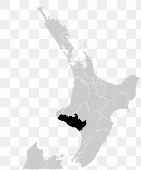 Map Of New Zealand - New Zealand Vector Map Blank Map PNG