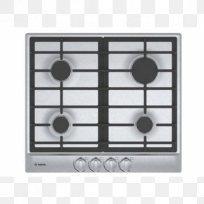Bed Top View - Cooking Ranges Gas Stove Robert Bosch GmbH Stainless Steel PNG