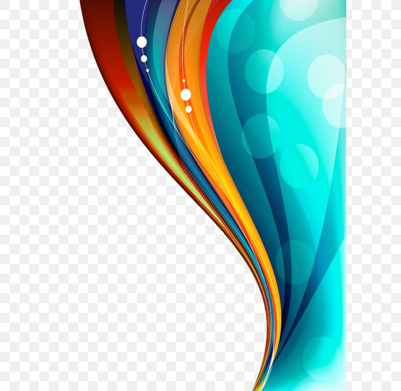 Abstract Art Color, PNG, 596x800px, Wave, Abstract, Blue, Color, Curve Download Free