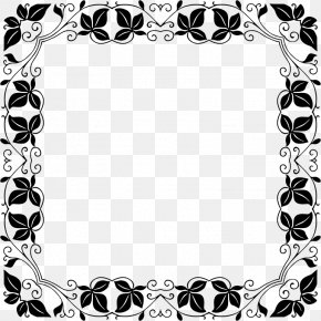 Geometric Corner - Borders And Frames Picture Frames Ireland Clip Art PNG