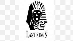 Last Kings Los Angeles Compton Drawing Logo PNG