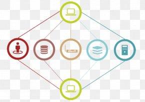 Business Chart - Circle Presentation Big Data Technology PNG