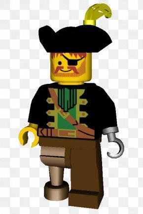 Pirate - Lego Universe Captain Hook Piracy Clip Art PNG