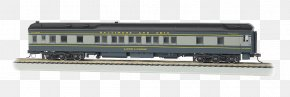 Passenger Train Car - Passenger Car Railroad Car Train Rail Transport PNG
