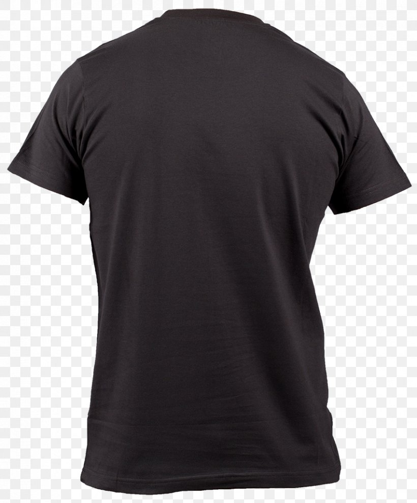 T-shirt Neckline Sleeve Jersey, PNG, 850x1024px, T Shirt, Active Shirt, Black, Cap, Clothing Download Free