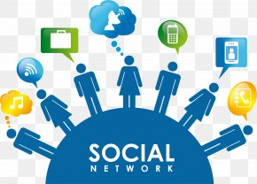Information Technology - Social Media Social Networking Service Icon PNG