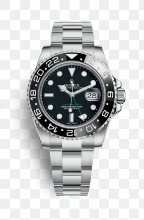 Rolex - Rolex GMT Master II Rolex Datejust Rolex Submariner Watch PNG