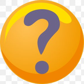 Question Mark - Smiley Face Emoticon Clip Art PNG