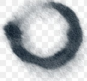 Ink Circle - Black Circle Ink PNG